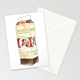 A Portrait of Maas Stationery Cards