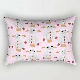 Lamb chop Rectangular Pillow