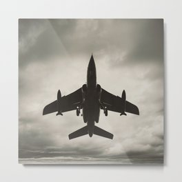 Fighting the Skies Metal Print