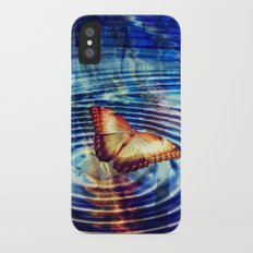 Butterfly Butterfly  Slim Case iPhone X