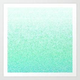 I Dream in Mint Art Print