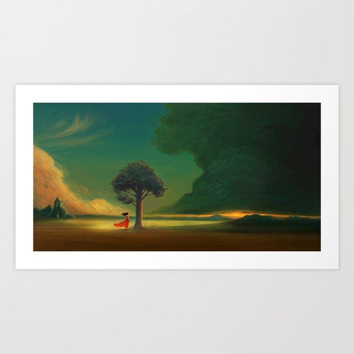 Wondrous Art Print