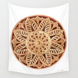 Landmark Medallion Wall Tapestry