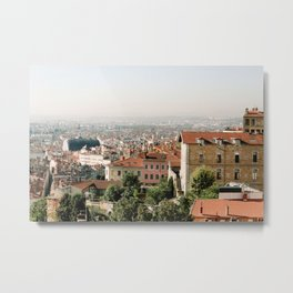 Lyon at Sunrise Metal Print