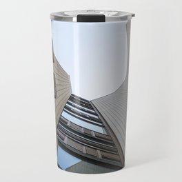 An Abstract Architectural Photograph Travel Mug