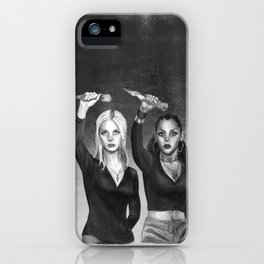 Slay The Patriarchy iPhone Case