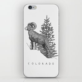 COLORADO STATE iPhone Skin