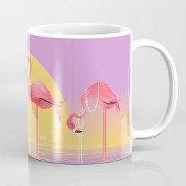 Flaming TALL Coffee Mug