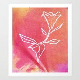 Floral No.22 Art Print