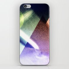 MOONLIGHT_COLOR iPhone & iPod Skin