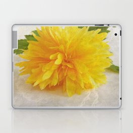 Kerria Japonica Laptop & iPad Skin