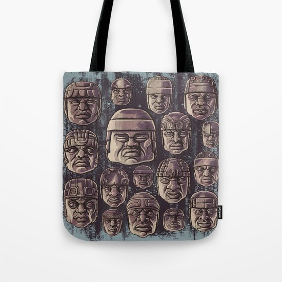 The Olmecs Tote Bag