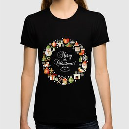 The Circle of Christmas Stuffs T-shirt