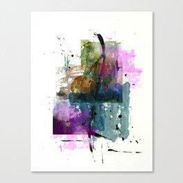 Contemporary art no. 27 Canvas Print
