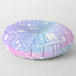 Dance Obsession Floor Pillow