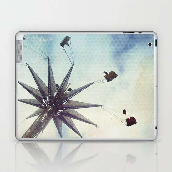 hold on tight Laptop & iPad Skin