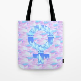 Girl Power Three Tote Bag