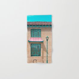 Travel photography Chinatown Los Angeles III Hand & Bath Towel