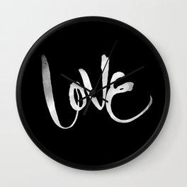 Love #2 Wall Clock