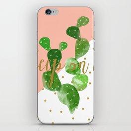 Sleep On It iPhone Skin