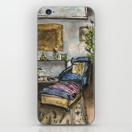 Living Room Corner iPhone Skin