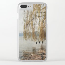 gmunden 5 Clear iPhone Case