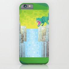 Dino Falls Slim Case iPhone 6s