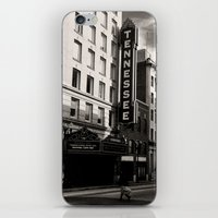 tennessee iPhone & iPod Skins featuring Tennessee by Stephanie Cantwell