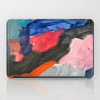 sound iPad Cases featuring Sound by Lauren Packard