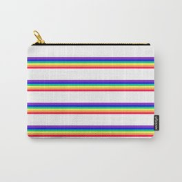 Gay Pride  Rainbow Pattern Carry-All Pouch