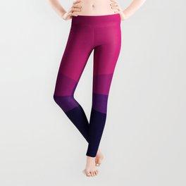 Stripe VII Ultraviolet Leggings