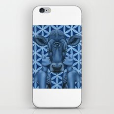 Unified Consciousness iPhone & iPod Skin