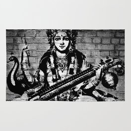 Saraswati Triple Rug