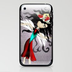 I don't need shoes to go heaven iPhone & iPod Skin
