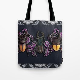 TRILOGY BEETLES III Tote Bag