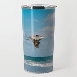caribbean bird Travel Mug