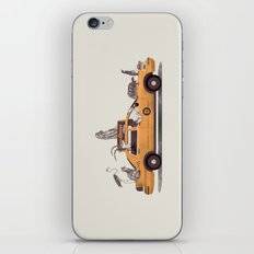 1-800-TAXIDERMY iPhone & iPod Skin