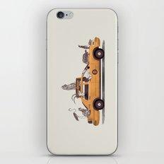 1-800-TAXIDERMY iPhone Skin
