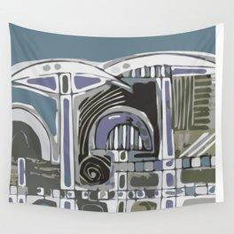 serge-pichii-brunnen-0001 Wall Tapestry