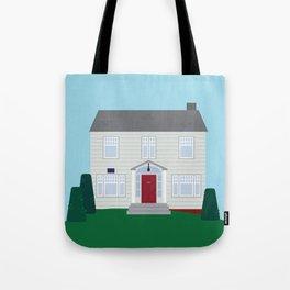 Daily Orange House Tote Bag