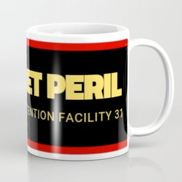 Planet Peril Patch Coffee Mug