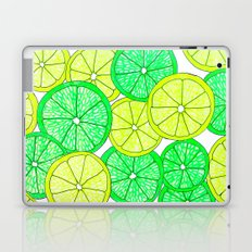 Lemons and Limes Laptop & iPad Skin