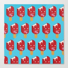 Self Licking Ice Cream Canvas Print