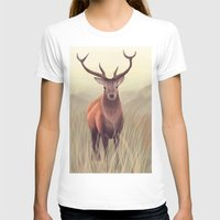 elk T-shirts featuring ELK by Juliana Vidal