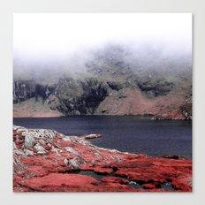 Misty Day Canvas Print