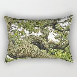Live Oak of Coastal Texas Rectangular Pillow