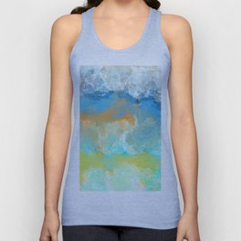 Ocean Breeze Unisex Tank Top