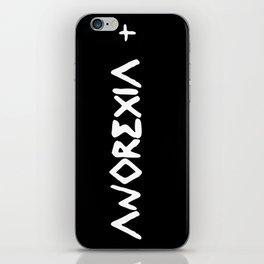 ANOREXIA PLUS iPhone Skin