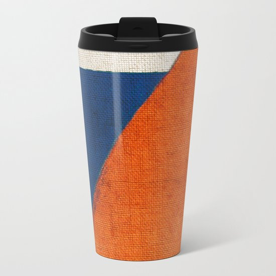 Offshore Metal Travel Mug