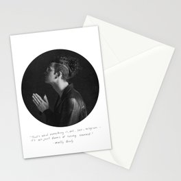 MATTY HEALY // LOSING YOURSELF Stationery Cards
